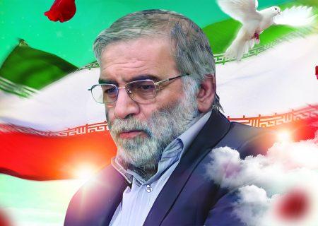شهادت دانشمندان ایرانی نشانه عصبانیت دشمن است