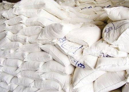 کشف حدود ۴ هزار کیسه آرد قاچاق در البرز