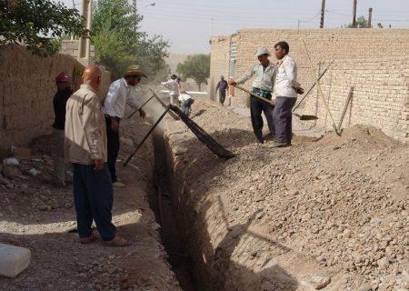 بهره مندی ۱۵۹ روستای استان البرز از گاز طبیعی