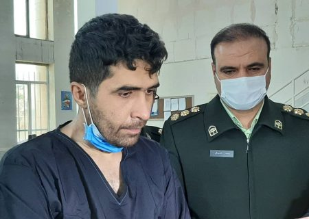 راننده فراری حادثه تصادف در رجایی شهر کرج دستگیر شد