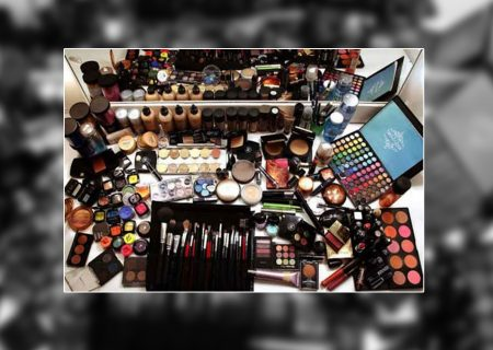 بیش از ۳ تن مواد آرایشی و بهداشتی غیرمجاز در شهرک صنعتی اشتهارد کشف شد