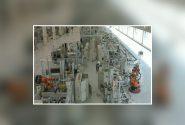 کارخانه «پارس لامع» در البرز به چرخه تولید بازگشت