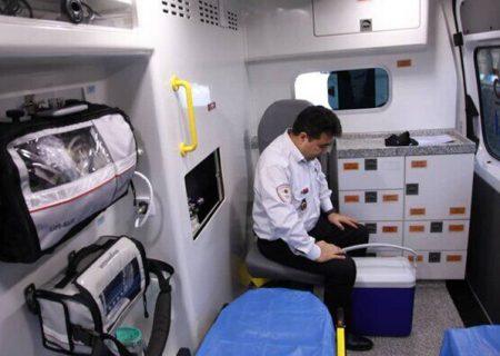 ظرفیت تولید سالانه یک هزار اتاقک آمبولانس در منطقه اقتصادی پیام