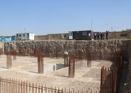 بازدید مدیرکل راه و شهرسازی البرز از پروژه های اجرایی