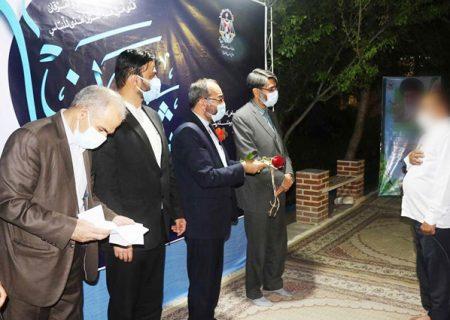 ۱۰ زندانی جرائم غیرعمد و بدهکار مالی از زندان های البرز آزاد شدند