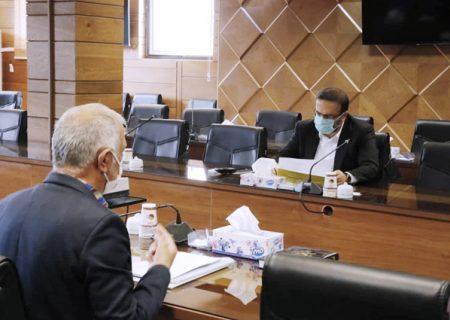 دیدار مردمی رئیس کل دادگستری استان البرز برگزار شد