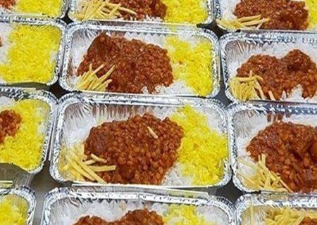 طبخ و توزیع بیش از ۱۰۰ هزار پرس غذای گرم بین محرومان البرزی