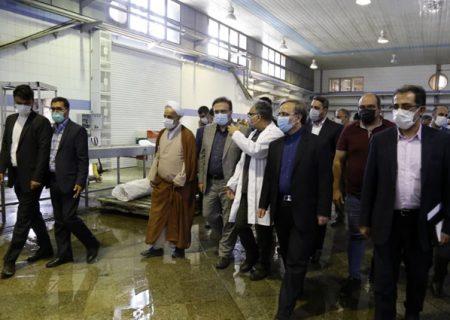 پیگیری مشکلات شهرک صنعتی «خوارزمی» ماهدشت/ کمک به اشغال ۳۰۰۰ نفر با ورود دادگستری کل استان البرز در سال گذشته