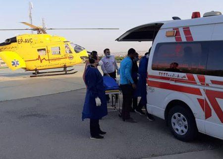 ارائه خدمات اورژانس پیش بیمارستانی البرز به بیش از دو هزار نفر