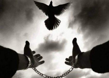 آزادی یک محکوم به قصاص در ساوجبلاغ