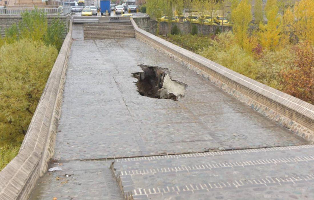 ۵۰۰ میلیون تومان اعتبار به مرمت پل دختر اختصاص یافت