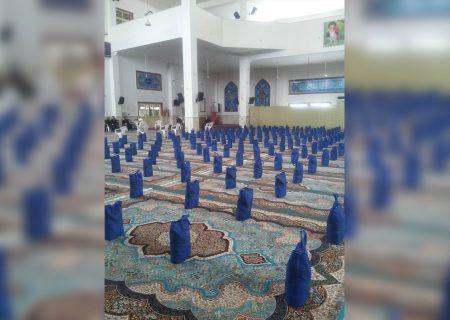 توزیع ۵۰۰ سبد کالا بین محرومان در آیین یادبود شهید فخری زاده