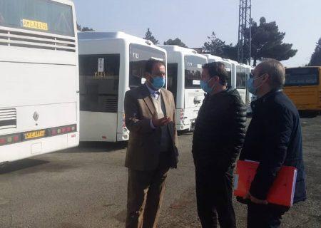 راه اندازی خطوط اتوبوسرانی جدید در اشتهارد