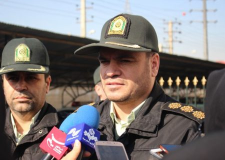 دستبند پلیس بر دستان پزشک قلابی در کرج