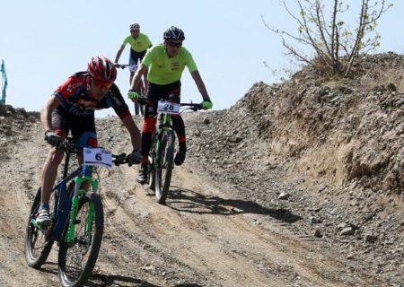 برگزاری مسابقات دوچرخه سواری کراس کانتری به میزبانی البرز