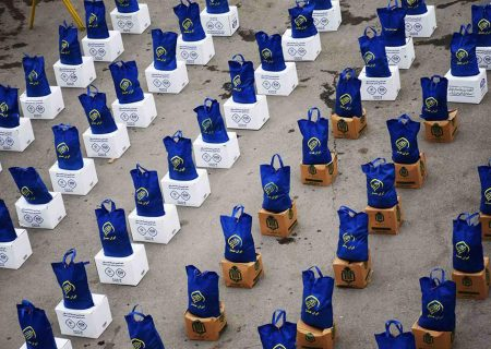 توزیع یک هزار و ۶۰۰ بسته معیشتی بین خانواده های زندانیان استان البرز