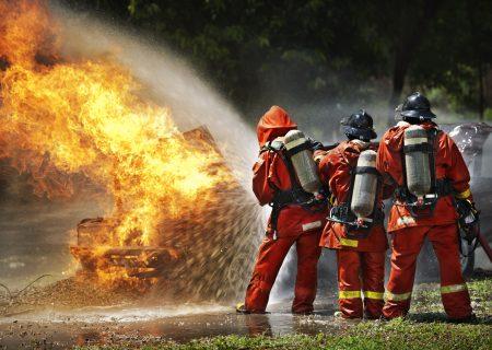 اعمال مدارک تحصیلی پرسنل راننده آتش نشان
