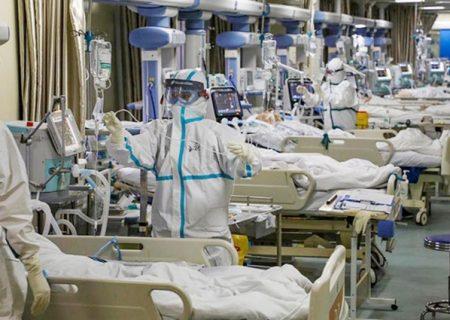 تخت ها پر شد/ راه اندازی بیمارستان صحرایی در البرز