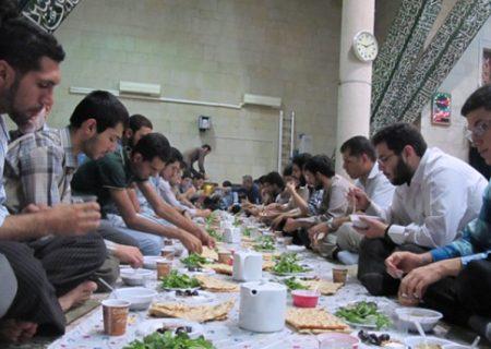 محدودیت برگزاری مراسم افطاری و محافل تجمع ماه رمضان در کرج