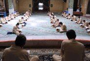 اجرای طرح «در هواخوری خدا» ویژه زندانیان معتکف در زندان های استان البرز