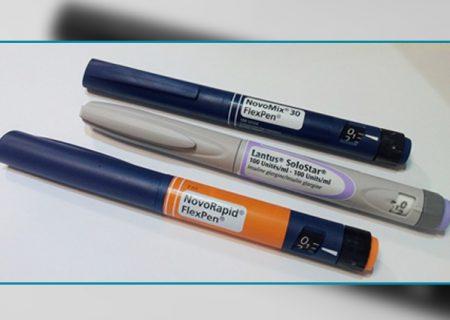 چگونگی توزیع و تحویل انسولین های قلمی به بیماران دیابتی اعلام شد