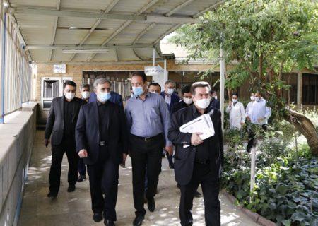 بیمارستان امام خمینی (ره) استان البرز با ورود دستگاه قضایی آغاز به کار کرد