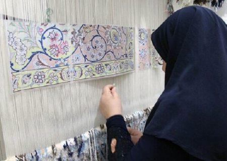 اشتغال ۷۰ زن سرپرست خانوار نظرآبادی توسط راهبر شغلی کمیته امداد