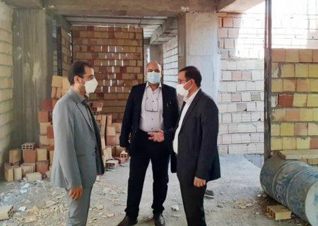 لزوم حمایت مسئولان از تکمیل ساختمان جدید خانه مطبوعات البرز