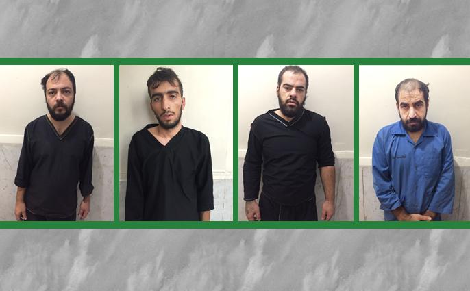 دستور قضایی برای انتشار تصویر متهمان سرقت مقرون به آزار